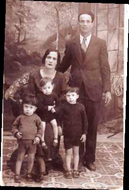 Schinasi's family