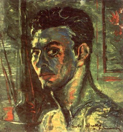 """""""Auto-portrait"""" 1956"""