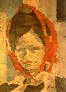 """""""Gabriella"""" 1960 - Private Collection"""