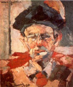 """""""My father"""" 1960 - (Private Collection)"""