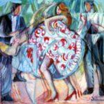 Spanish Dancer 1996