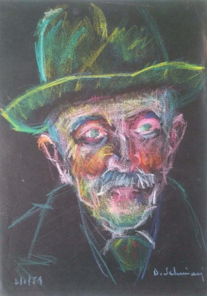 """""""Old man"""" 1959"""