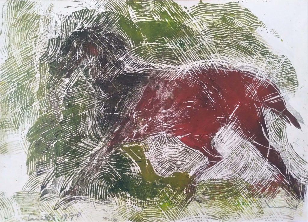 """Horses"" 1970"