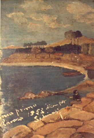 """""""Alexandria of Egypt"""" 1953 - (Private Collection)"""