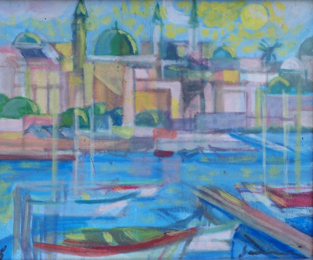 """""""Acre's Harbor"""" 1975"""