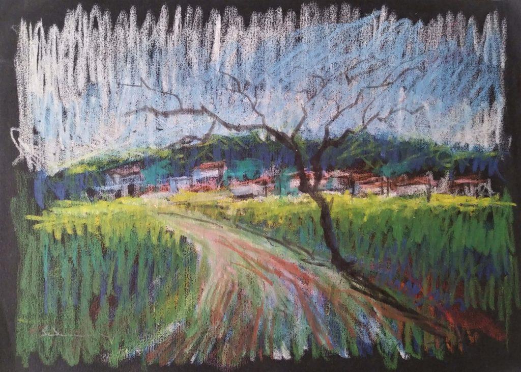 """Tuscan countryside"""