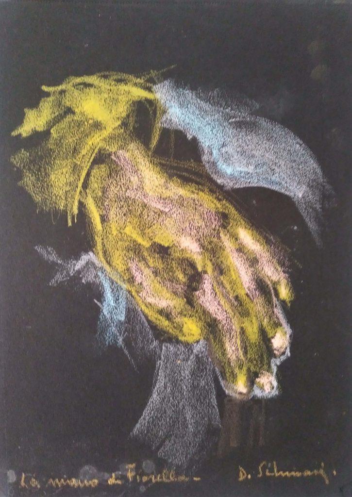 """""""Fiorella's hand"""" 1959"""